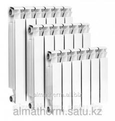 Радиатор алюминиевый  (10 секц.) 500х100 Ferroli