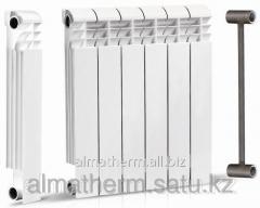 Радиатор биметалический  (1 секц.) 150x72 Rondo