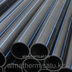 Polyethylene pressure pipes