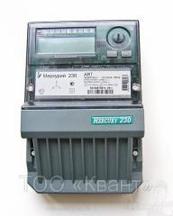 Electric power meter Mercury 230 ART PQCSIN (with