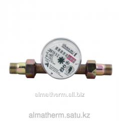Water metering devices, gas, heat, and electricity