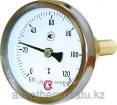 Electrical and electromechanical thermometers