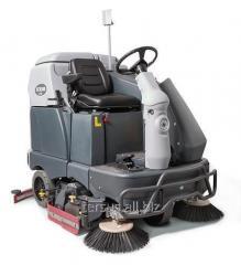 Machines floor washing