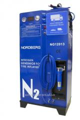 Generator of NG12013 Nordberg nitrogen
