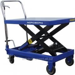 Hydraulic lifting table cart lifting Nordberg