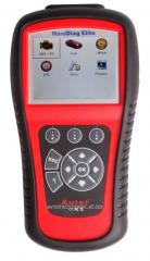 MD802 scanner diagnostic Autel MaxiDiag, all