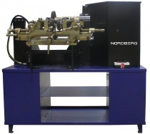 Machine tool for dressing discs