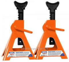 Support of safety 3 t. set of 2 pieces, Ombra