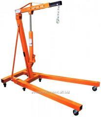 Crane hydraulic folding / p 1 t, Ombra 55525