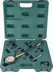 Compress meters