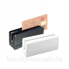 Reader of the magnetic Wintec D125 cards (MSR),