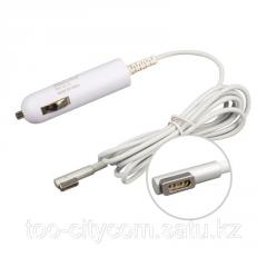 Car charger for Apple Macbook Magsafe 60W Small