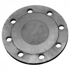 Cap steel flange (deaf flange)