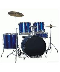 Drum set of Rowell