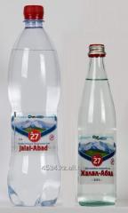 Medicinal mineral water