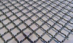 Grid corrugated of steel 70-90 in accordance with