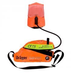 Спасательный дыхательный аппарат Drager Saver CF