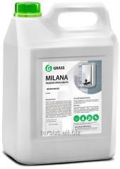 Жидкое крем-мыло Milana 126205/4607072197193, 5кг.