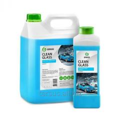 Detergents for glass