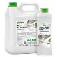 Kg Metal Floor Wax 251101/4607072192532 5 wax.