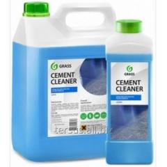 Cleaner after repair of Cement Cleaner