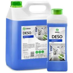 Means for cleaning and disinfection of Deso