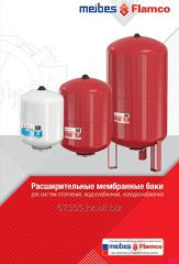 Broad tanks for WARMLY and WATER supply!