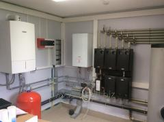 Boiler rooms for cottages! Available! Guarantee of