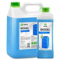Gel for dry closets of Biogel 211100/4607072193089