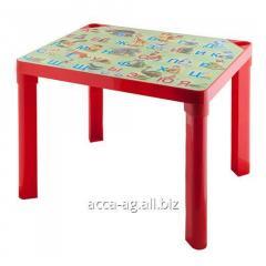 Table children's Alphabet 600*450*470
