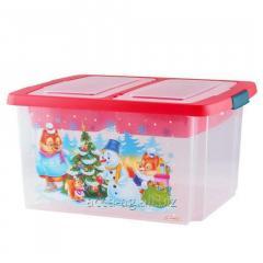 Ящик для елочных игрушек 470x370x250 Артикул : 480