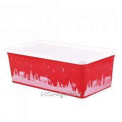 Коробка для мелочей 5,5л Фиксики Артикул : 51103