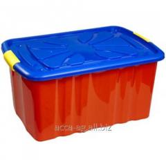 Ящик для игрушек 600x400x300 на колесах Артикул :