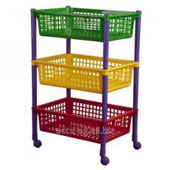 Контейнер для игрушек (на колесах) Артикул : 360