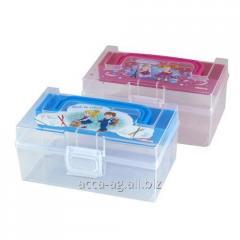 Коробка для мелочей 0,8Л с вкладышем 170х108х78