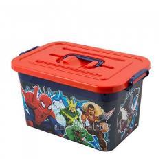 Ящик 10л Человек-Паук Marvel Артикул : 81088
