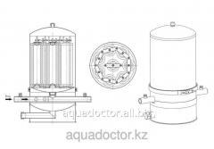 Ultrasonic industrial washings
