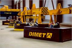 Electromagnets of Dimet-M