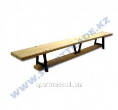 Bench gymnast. CB 300kh23kh25sm