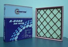 A-0460 Воздушный фильтр Quantum QA0460