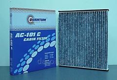 AC-101C Салонный фильтр Quantum QAC101C