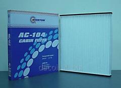 AC-104 Салонный фильтр Quantum QAC104
