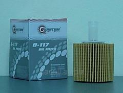 O-117 Масляный фильтр Quantum QO117