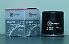 S-110 Quantum QC110 Oil filter
