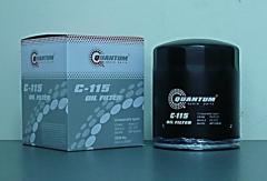 C-115 Масляный фильтр Quantum QC115