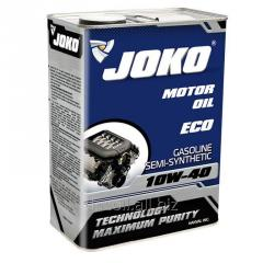 Моторное масло JOKO GASOLINE ECO Semi-synthet