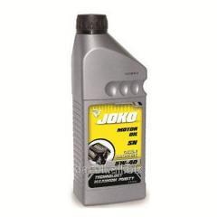 Синтетично моторно масло