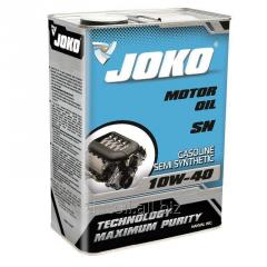 JSN104 l JOKO GASOLINE Semi-synthetic SN 10w-40 4 engine oil