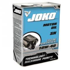 JSN104 l JOKO GASOLINE Semi-synthetic SN 10w-40 4