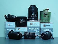 Filtry do instalacji paliwowej